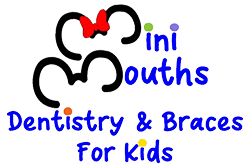 Mini Mouths Dentistry & Braces For Kids Logo